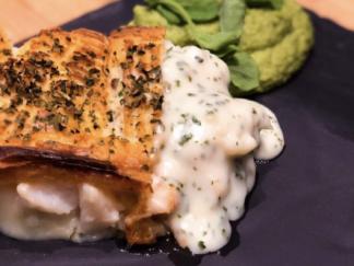 Oven Fish Pie