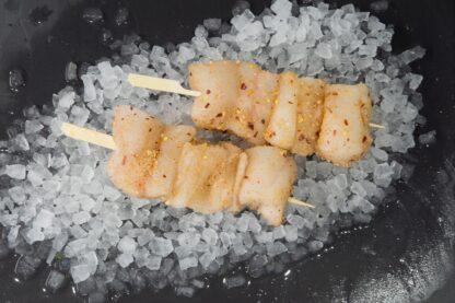 Salt and Pepper Cod Kebab